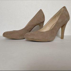 Tan Heeled Shoes